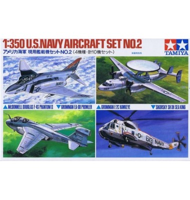 U.S. Navy Aircraft Set No.2  1/350