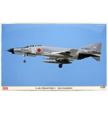 F-4EJ Phantom II Old Fashion ( 1/48 code 07419 )