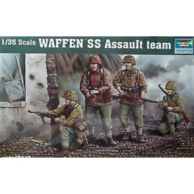 Waffen SS Assault Team ( 1/35 code 00405 )