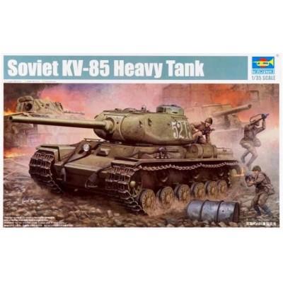 Soviet KV-85 Heavy Tank ( 1/35 code 01569 )