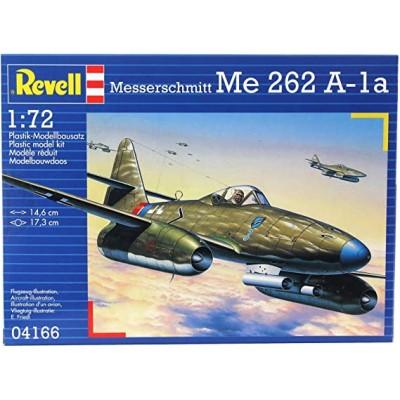 Messerschmitt Me 262 A-1a ( 1/72 code 04166 )