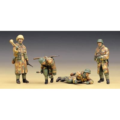 """German SS Infantry """"Russia 1944"""" ( 1/35 code 1378 )"""