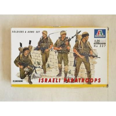 Israeli Paratroops ( 1/35 code 337 )