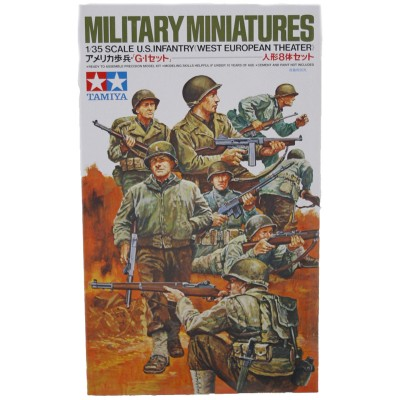 US Infantry West European Theater ( 1/35 code 35048 )