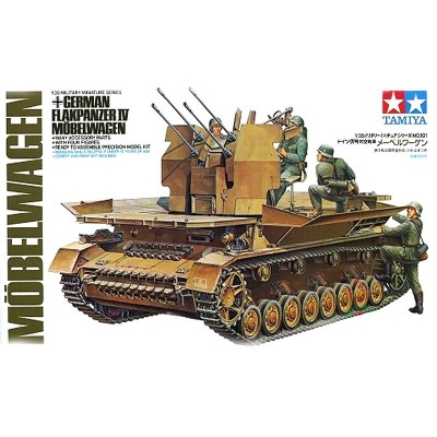 Flakpanzer Mobelwagen ( 1/35 code 35101 )