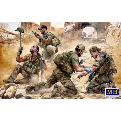 """Danger Close"" Special Operations Team, Present Day ( 1/35 code 35207 )"