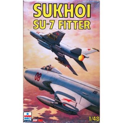 Sukhoi Su-7 Fitter ( 1/48 code 4091 )