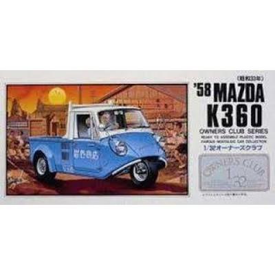 1958 MAZDA K360 ( 1/32 code 41017 )