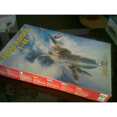 """""""nam raider"""" F-4E ( 1/48  code 4086)"""