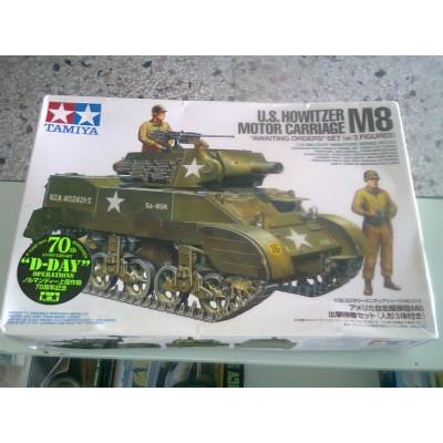 US Howitzer Motor Carriage M8 ( 1/35 code 35312 )