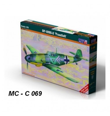 Messerschmitt BF-109 G-2 (1/72 code C-069)