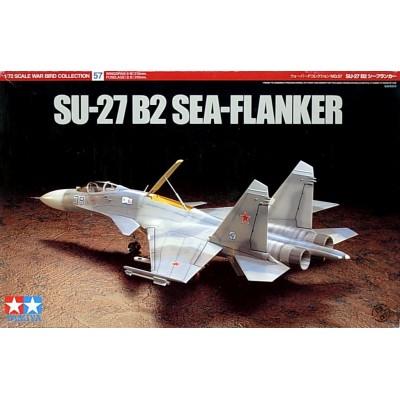 SU-27 B2 Sea-Flanker ( 1/72 code 60757 )