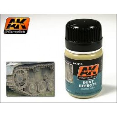 AK015 DUST EFFECTS