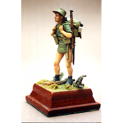 British Soldier Far East WW2-Hornet ( 1/35 code bh 10 )