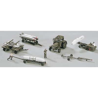 U.S. Aircraft Weapons Loading Set ( 1/72 code X72:5 )