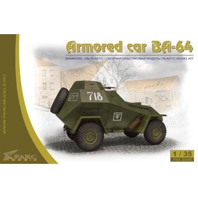 BA-64 (1/35 code 3506 )