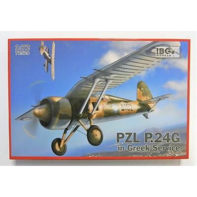 PZL P.24g - Greek Service ( 1/72 code 72524 )