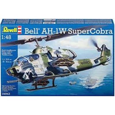 Bell Ah-1w SuperCobra ( 1/48 code 04943 )
