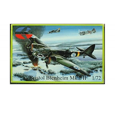 Bristol Blenheim Mk.I/IF ( 1/72 code R72003 )