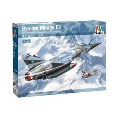 bye-bye Mirage F.1 ( 1/48 code 2790 )