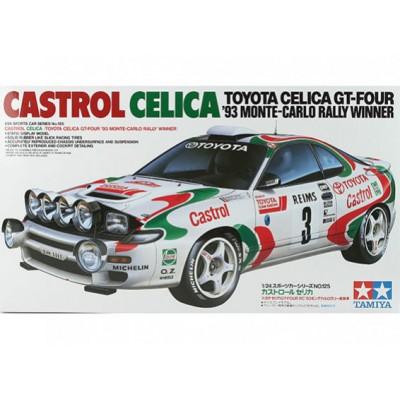 Castrol Celica Toyota Celica GT-Four (  1/24 code 24125 )