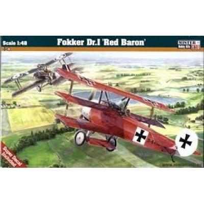 Fokker Dr.I Red Baron ( 1/48 code d-230 )