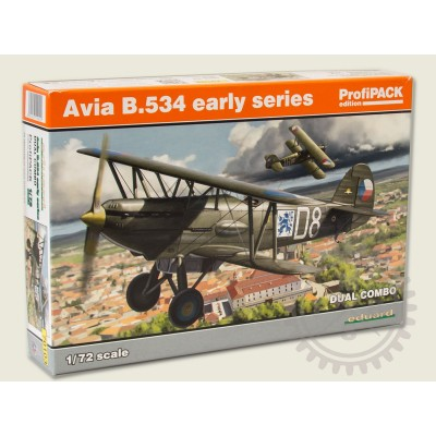 Avia B-534 early series Dual Combo ( 1/72 code 70103 )