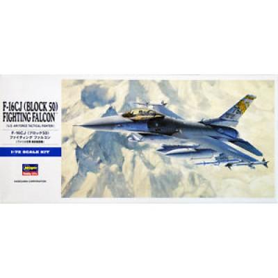 F-16CJ (Block 50) ( 1/72 code D18 )