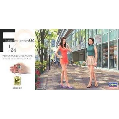 Fashion Model Girls Figure ( 1/24 code  29104 )