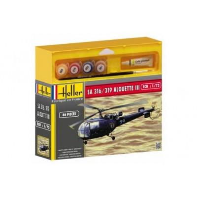 Sa 316/319 Alouette III ( 1/72 code 50225 )