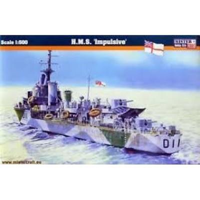 HMS Impulsive  1/500 (s-96 )