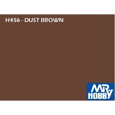 Gunze-Hobby Color h 456 DUST BROWN