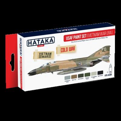 HTK-AS09 USAF Paint Set (Vietnam war-era)