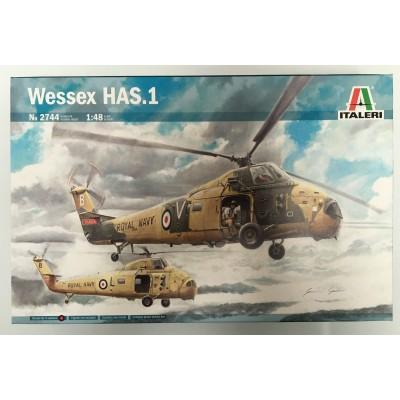WESSEX HAS. 1 ( 1/48 code 2744 )