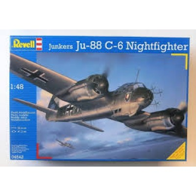 Junkers Ju-88 C-6 Nightfighter ( 1/48 CODE 04542 )