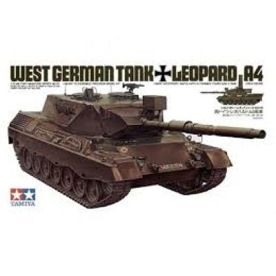 West German Tank Leopard A4 ( 1/35 code 35112 )