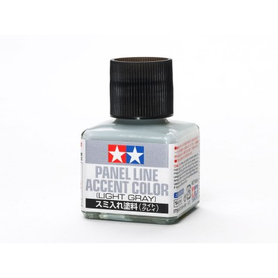 tamiya panel line Panel Line Accent Color (Light Gray)