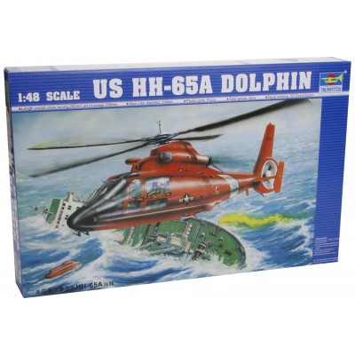 US HH-65A Dolphin ( 1/48 code 02801 )