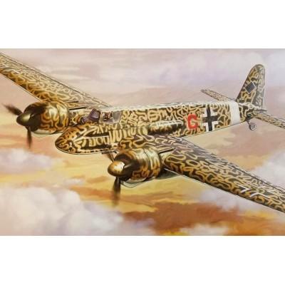 Henschel Hs 129B-2 'Schlachtgeschwader 2' ( 1/48 code 09743 )