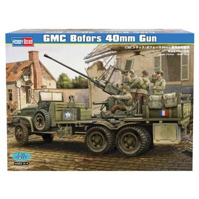 GMC Bofors 40mm Gun ( 1/35 code 82459 )