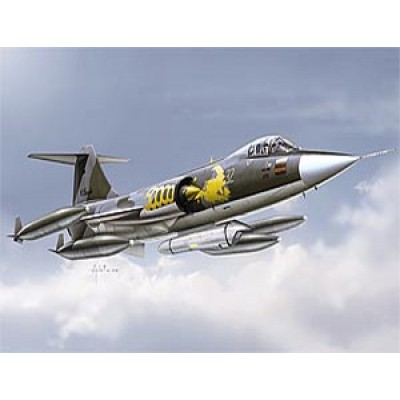 Lockheed F-104G Starfighter ( 1/72 code 1296 )