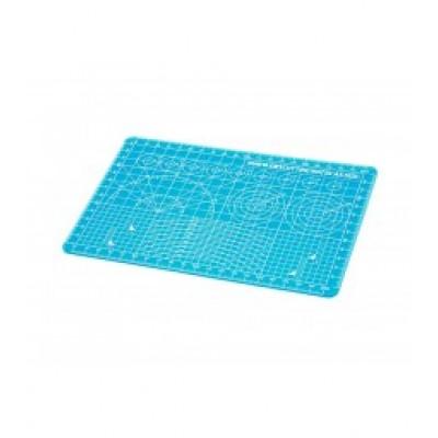 Cutting Mat A (A5 Half/Blue)