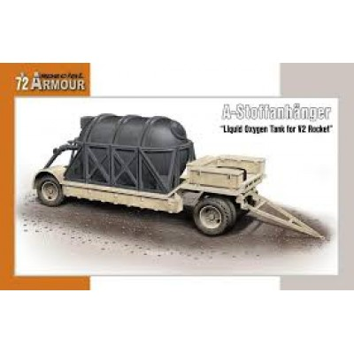 """A-Stoffanhänger """"Liquid Oxygen Tank for V2 Ro ( 1/72 code 72015 )"""