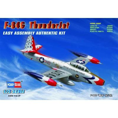 """F-84G """"ThunderJet"""" ( 1/72 code 80247 )"""
