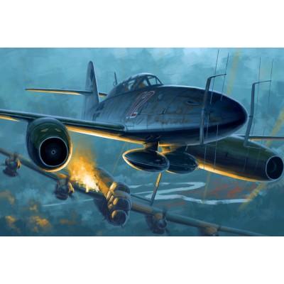 Messerschmitt Me 262B-1a/U1 ( 1/48 code 80379 )
