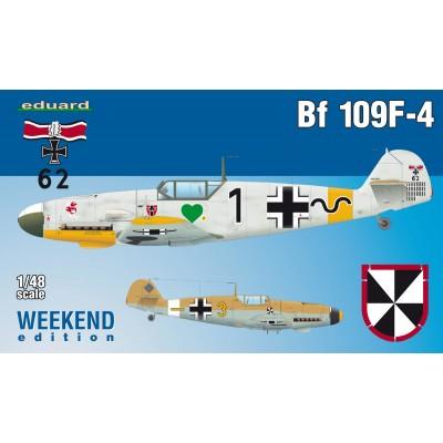 Bf 109F-4 ( 1/48 code 84146 )