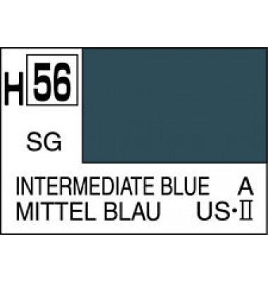 h056 Gunze-Hobby Color h056 intermediate blue