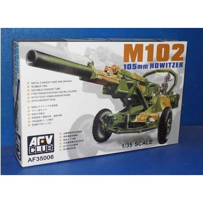 105mm Howitzer M102  (1/35 code 3506 )