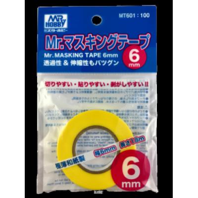 Gunze Sangyo MT-601 Mr. Masking Tape 6 mm
