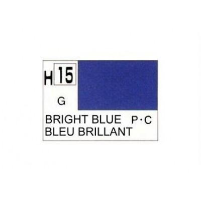 h015 Bright Blue - GLOSS - 10ml